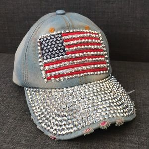 Accessories - Bling Murcia Hat